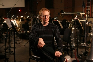 OZ Scoring Session - Danny Elfman