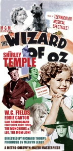 the wizard of oz fake poster 2