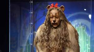 US-BONHAMS-COWARDLY LION