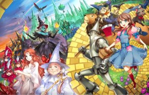 Wonderful-Wizard-of-Oz-Manga