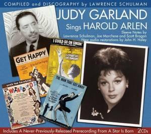 Judy sings Arlen